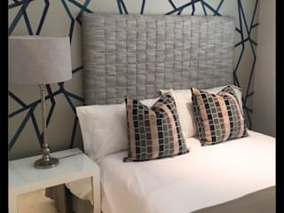 Modern style bedroom by Frans Alexander Interiors Modern