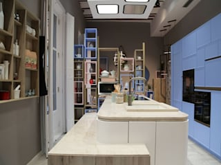 Cocina de Casa Decor 2016 Cocinas modernas de Línea 3 Cocinas Madrid Moderno