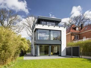 Дома в стиле модерн от Architekturbüro Prell und Partner mbB Architekten und Stadtplaner Модерн