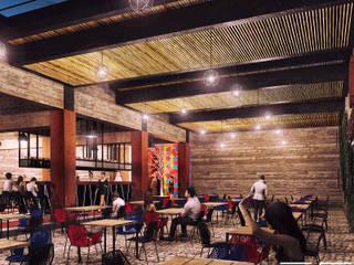 Caltza Snack - Bar [León, Gto.] 3C Arquitectos S.A. de C.V.