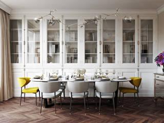 Klassische Wohnzimmer von Дизайн Мира Klassisch