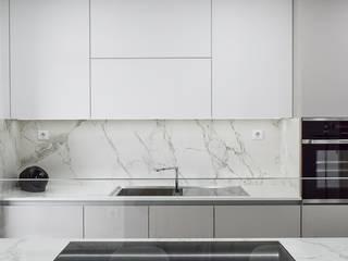 Elegância e Sofisticação: Cozinhas  por bilden,Moderno