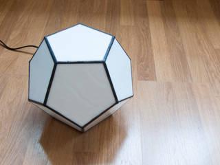 Lámpara Dodecaedro:  de estilo  de ZetaGlass
