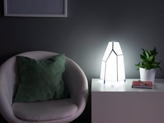 Lámpara Cuarzo:  de estilo  de ZetaGlass