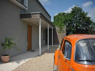 L18 | Haus auf dem Land Moderne Häuser von GRIMM ARCHITEKTEN BDA Modern