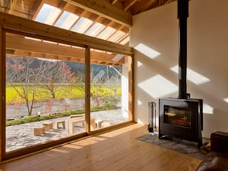 by homify Scandinavian Wood Wood effect