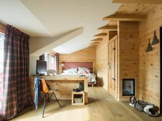 BEARprogetti - Architetto Enrico Bellotti Rustikale Hotels