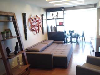 غرفة المعيشة تنفيذ 2nsarq