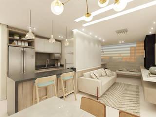 modern  by Vitral Studio Arquitetura, Modern