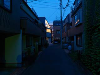 西大井の家: 鈴木淳史建築設計事務所が手掛けた家です。