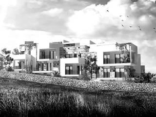 Borgo Alto Residence: Case in stile  di Monica Alejandra Mellace