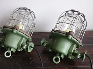 industrial old lamps:   by INDUSTRIALHUNTERS