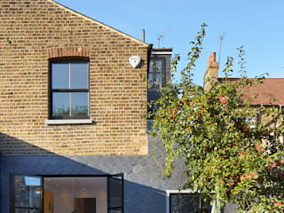 The Slate House Casas modernas: Ideas, imágenes y decoración de Gundry & Ducker Architecture Moderno