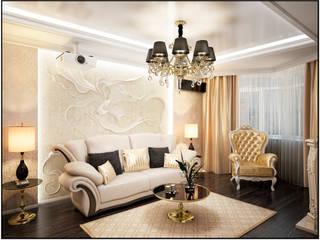 Ruang Keluarga Klasik Oleh Artstyle Klasik