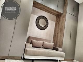 Erdal Demircan İç Tasarım ve Dekorasyon – Erdal Demircan İçtasarım ve Dekorasyon: modern tarz , Modern