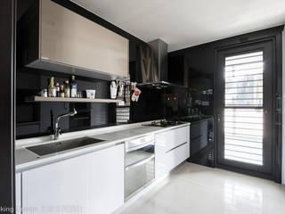 思維空間設計 Modern style kitchen
