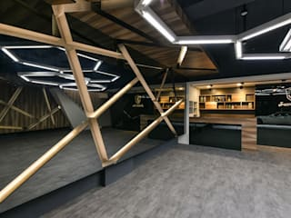 Car Dealerships by 匯羽設計 / Hui-yu Interior design, Modern