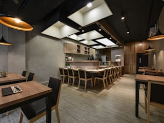 Offices & stores by 匯羽設計 / Hui-yu Interior design, Modern