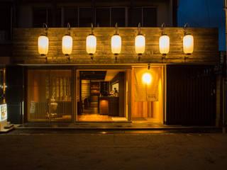 Casas de estilo  de 橋本デザイン事務所