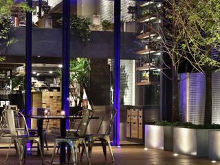 【好滴餐廳 | Drip Café】:  餐廳 by 天坊室內計劃有限公司 TIEN FUN INTERIOR PLANNING CO., LTD.