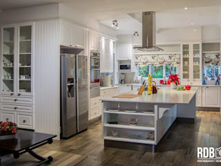 Modern French Provincial Kitchen by Ergo Designer Kitchens Country