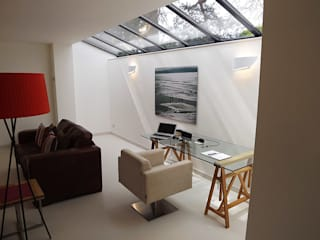 Extension at Sneyd Park, Bristol Modern Windows and Doors by Richard Pedlar Architects Modern