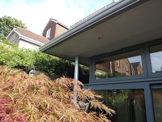 Garden Room, Private House,  Redland, Bristol:  Windows  by Richard Pedlar Architects
