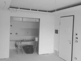 Salas de estar modernas por MmArchi. I Monica Maraspin Architetto Moderno
