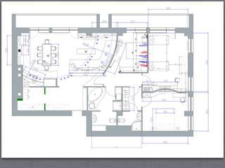 Экспликация объекта.:  в . Автор – Privat Design Studio