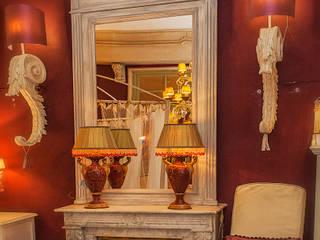 Ruang Keluarga Klasik Oleh LOPEZ DE HIERRO Klasik