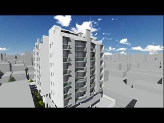 Residence Santa Terezinha: Casas  por Sheila Cyrne - Arquitetura do Bem Estar -,Moderno