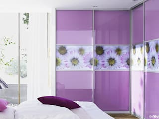 ООО «Раумплюс» BedroomWardrobes & closets Purple/Violet
