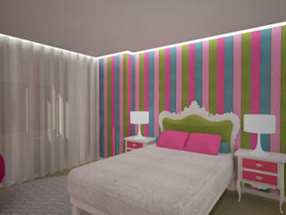 Modern nursery/kids room by EGO Interior Design Modern