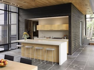 Dangle Byrd House, Koko Architecture + Design Modern Kitchen by Koko Architecture + Design Modern
