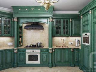 Классическая кухня в квартире Кухня в классическом стиле от Константин Паевский-PAEVSKIYDESIGN Классический