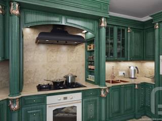 Kitchen by Константин Паевский-PAEVSKIYDESIGN, Classic