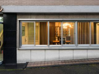 法律事務所アルシエン 分室 モダンデザインの 書斎 の O.A.D 岡由雨子建築設計ディザイン モダン