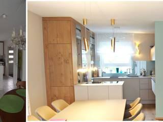 Kitchen by Einrichtungsideen, Modern
