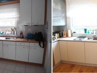 モダンな キッチン の Einrichtungsideen モダン