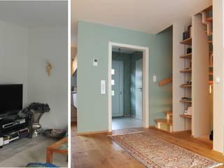 Modern living room by Einrichtungsideen Modern