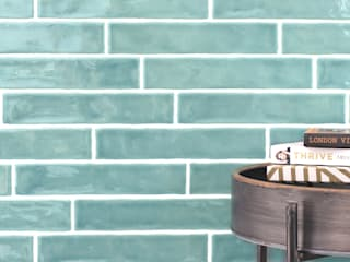 Almeria Crackle Glaze Rustic Brick:   by Decorum Tiles
