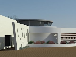 by E-VISIONS Architectural design Studio