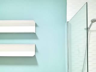 Apartamento Jade Baños de estilo escandinavo de Esteban Rosell Escandinavo
