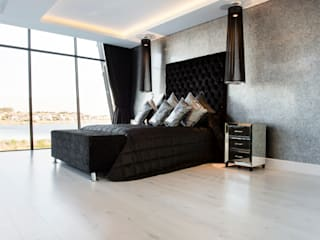 Modern style bedroom by FRANCOIS MARAIS ARCHITECTS Modern