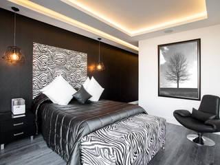 FRANCOIS MARAIS ARCHITECTS Dormitorios de estilo moderno