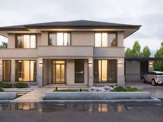 par Zikzak architects Moderne