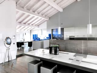 مطبخ تنفيذ BRANDO concept,
