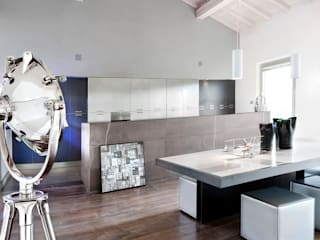 Modern kitchen by BRANDO concept Modern