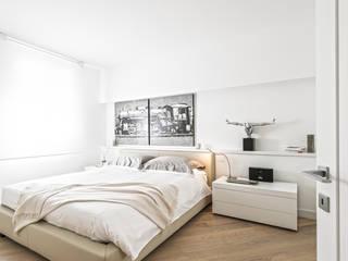 Спальня в стиле модерн от BRANDO concept Модерн