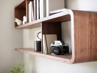 Holzmanufaktur Stuttgart Study/officeCupboards & shelving Solid Wood